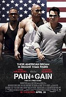 Picture of a movie: Pain & Gain