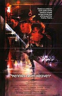 <i>Pennies from Heaven</i> (1981 film) 1981 film by Herbert Ross