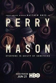 <i>Perry Mason</i> (2020 TV series) 2020 American drama television series