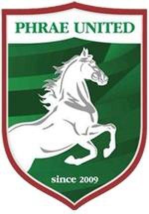 Phrae United F.C. - Image: Phraeunitedlogo 2