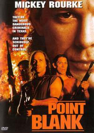 Point Blank (1998 film) - DVD cover