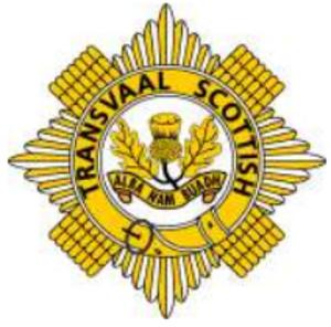 Transvaal Scottish Regiment - SANDF Transvaal Scottish emblem