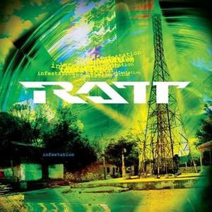 Infestation (album) - Image: Ratt Infestation
