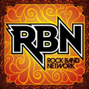 Rock Band Network - The Rock Band Network logo