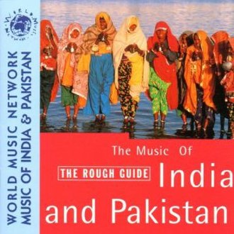 The Rough Guide to the Music of India and Pakistan - Image: Rough Guide India Pakistan