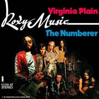 Virginia Plain - Image: Roxy music virginia plain