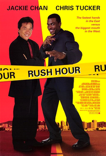 <i>Rush Hour</i> (1998 film) 1998 American action comedy film directed by Brett Ratner