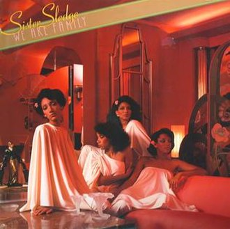 We Are Family (album) - Image: S Ister Sledge We Are Family 1979