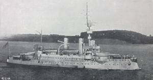 SMS Ägir - Ägir sometime before 1904