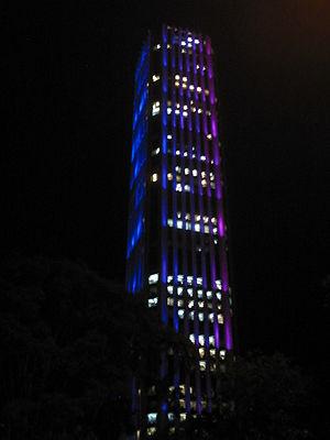 Torre Colpatria - Image: Salitre 20061110 44