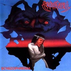Schizophrenia (Sepultura album) - Image: Schizophrenia album