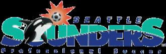 Seattle Sounders (1994–2008) - Logo