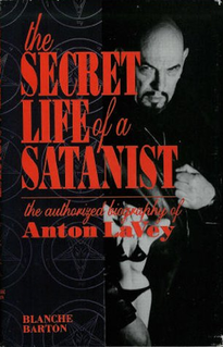 <i>The Secret Life of a Satanist</i> book by Blanche Barton