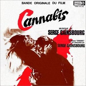 Cannabis (film score) - Image: Serge Gainsbourg Cannabis