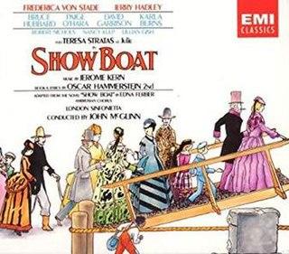 <i>Show Boat</i> (1988 cast album) 1988 studio album by John McGlinn