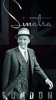 <i>Sinatra: London</i> 2014 box set by Frank Sinatra