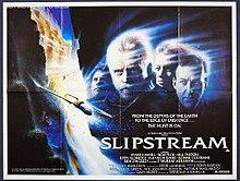 Movie Memorabilia Emporium: Slipstream DVD Covers