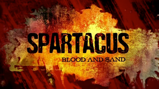<i>Spartacus: Blood and Sand</i> first season of Spartacus