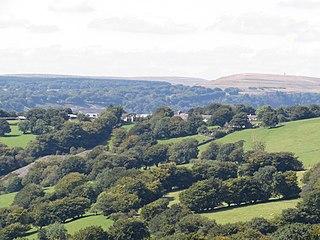 St Illtyd Human settlement in Wales