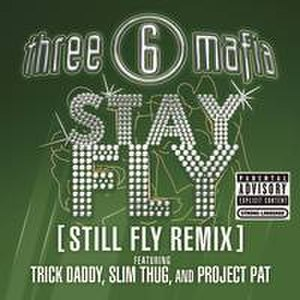 Stay Fly - Image: Stayflyremixcover