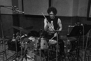 Steven Nistor American touring and studio drummer (born 1979)