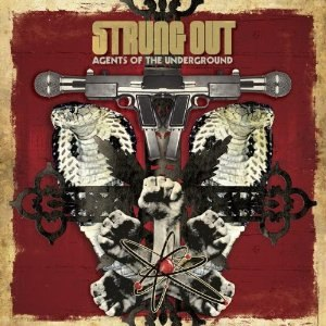 Agents of the Underground - Image: Strung Out Agents of the Underground cover