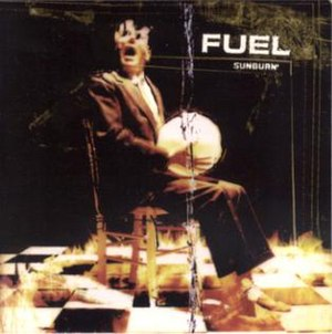 Sunburn (Fuel album) - Image: Sunburn Cover