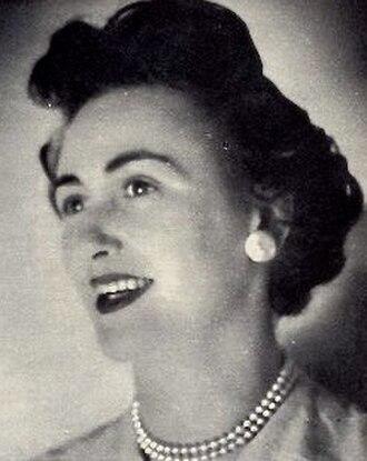 Sybil Connolly - Image: Sybil Connolly Irish fashion designer