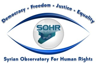 Syrian Observatory for Human Rights information office documenting human rights abuses in the Syrian Civil War