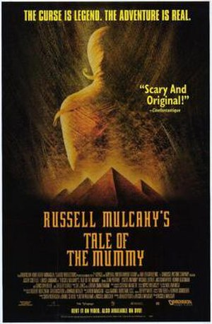 Tale of the Mummy - US film poster