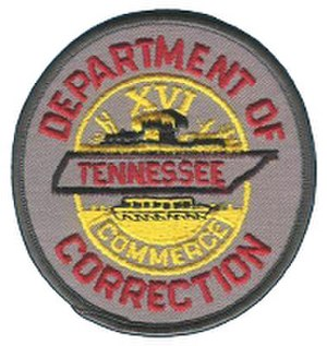 Tennessee Department of Correction - Image: Tennessee DOC