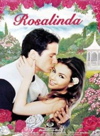 Rosalinda (telenovela) - Image: Thalia Rosa