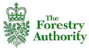 Forestry Authority - Image: The Forestry Authority UK