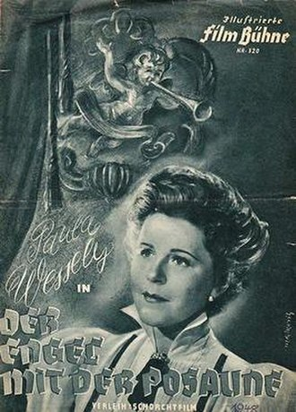 The Angel with the Trumpet (1948 film) - Image: The Angel with the Trumpet (1948 film)