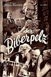 <i>The Beaver Coat</i> (1937 film) 1937 film