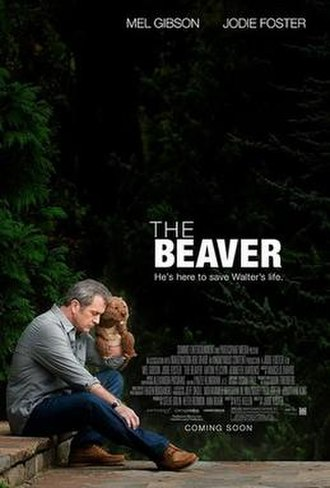 The Beaver (film) - Theatrical release poster