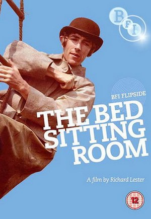 The Bed Sitting Room (film) - British DVD cover