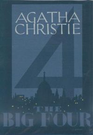 The Big Four (novel) - Dust-jacket illustration of the first UK edition