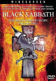 <i>The Black Sabbath Story, Vol. 2</i> album by Black Sabbath