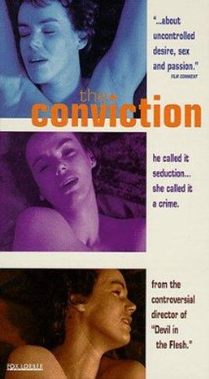 The Conviction - Film poster