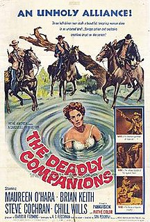<i>The Deadly Companions</i> 1961 American western film directed by Sam Peckinpah