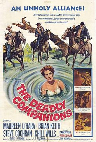 The Deadly Companions - Image: The Deadly Compions