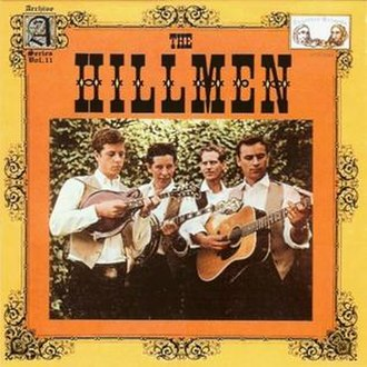 The Hillmen (album) - Image: The Hillmen original