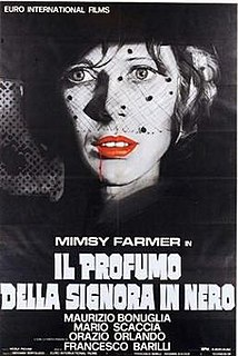 <i>The Perfume of the Lady in Black</i> 1974 film by Francesco Barilli