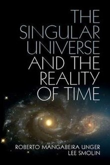 The Singular Universe and the Reality of Time - bookcover.jpg