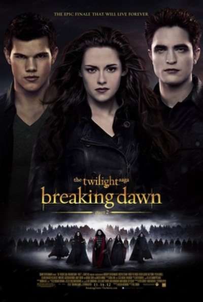 Picture of a movie: The Twilight Saga: Breaking Dawn - Part 2