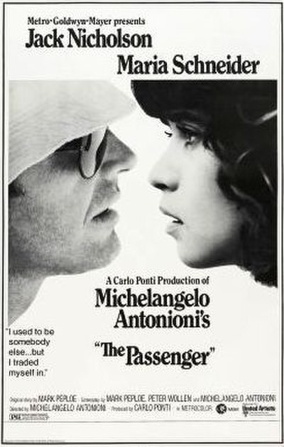 Picture of a movie: The Passenger