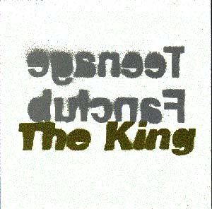 The King (Teenage Fanclub album) - Image: Thekingfanclubalbum