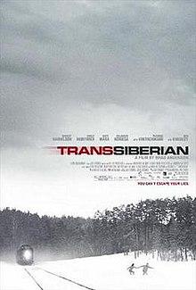 Transsiberian movie