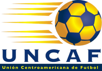 Central American Football Union - Logo of UNCAF